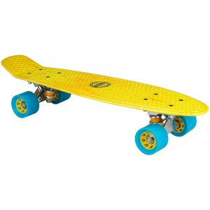 "Skateboard Plastic (22.5"") (Κίτρινο) 52NO-GEB"