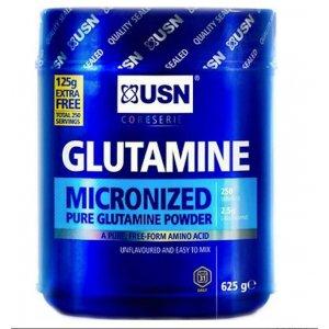 USN Glutamine Micronized 500gr - Σε 12 άτοκες δόσεις