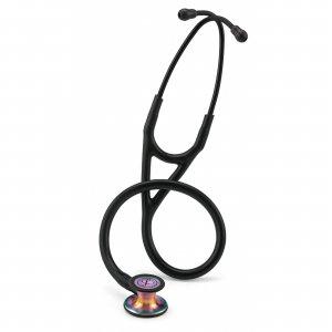 Στηθοσκόπιο 3M™ Littmann® Cardiology IV™ Black Rainbow – 6165