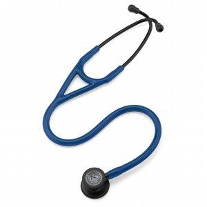 Στηθοσκόπιο 3M™ Littmann® Cardiology IV™ Navy & Βlack Finish – 6168