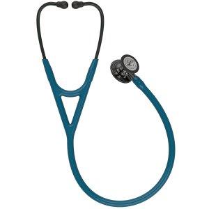 Στηθοσκόπιο 3M™ Littmann® Cardiology IV™ High Polish Smoke & Caribbean Blue - Mirror Stem 6234
