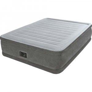 Στρώμα ύπνου φουσκωτό 64414 Comfort-Plush Elevated Airbed - 152x203x46cm