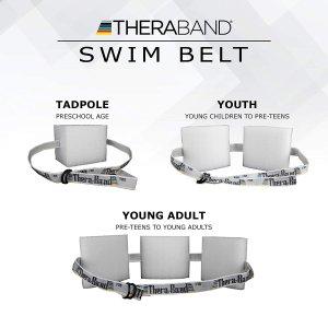 Ζώνες Κολύμβησης Thera Band Swim Belts