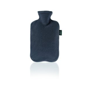 Θερμοφόρα νερού με Fleece κάλυμμα 6530 Γκρι