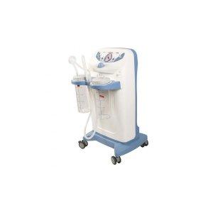 Αναρρόφηση Νοσοκομειακή HOSPIVAC 350 Απλή «FULL 2» Τροχήλατη (60lt/min) - 0808637