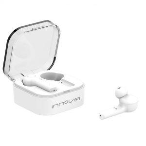 Ακουστικά Bluetooth InnovaGoods AUR-20 - Λευκό