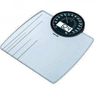 Γυάλινη ηλεκτρονική ζυγαριά Beurer GS 58 μέχρι 180 κιλά
