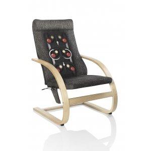 Καρέκλα με Ενσωματωμένο Μασάζ Shiatsu, Θερμότητα με Υπέρυθρο Φως και Καταπληκτικό Design RC 410