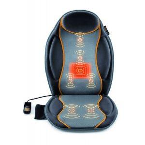 Κάθισμα Αυτόματο, Με Δονούμενο Μασάζ Για Πλάτη Και Πόδια MC 810