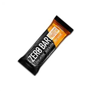 Zero Bar 50gr Double Chocolate