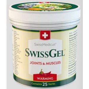 Κρέμα Swiss Gel Warming 250 ml - AC-22-242-000 - Σε 12 άτοκες δόσεις