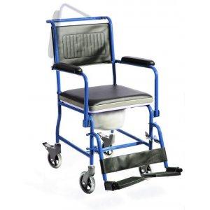 Αναπηρικό Αμαξίδιο Τουαλέτας-Μπάvιου - AC-32 - Σε 12 άτοκες δόσεις