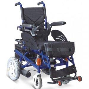 Ηλεκτροκίνητο Αναπηρικό Αμαξίδιο-Ορθοστάτης AC-80 - Σε 12 άτοκες δόσεις