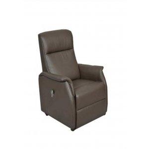 Πολυθρόνα Relax με ηλεκτρική ανάκλιση AR02 Καφέ - Σε 12 άτοκες δόσεις