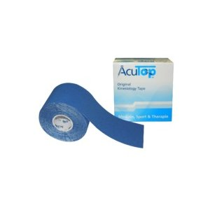 Επίδεσμος Κινησιοθεραπείας Acu Top Classic 5cmx5m - Μπλε Σκούρο