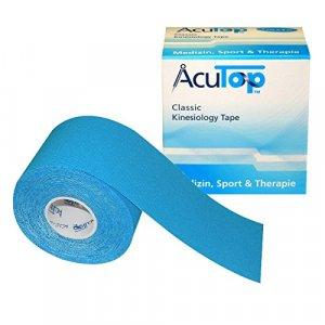Επίδεσμος Κινησιοθεραπείας Acu Top Classic 5cmx5m - Γαλάζιο