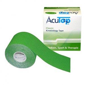 Επίδεσμος Κινησιοθεραπείας Acu Top Classic 5cmx5m - Πράσινο