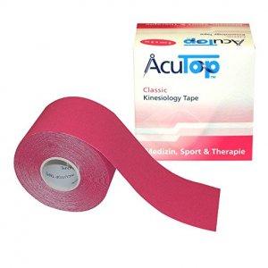 Επίδεσμος Κινησιοθεραπείας Acu Top Classic 5cmx5m - Ροζ