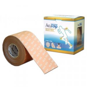Επίδεσμος Κινησιοθεραπείας Acu Top Silk 5cmx5m