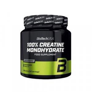 Κρεατίνη Μονοϋδρική 100% Creatine Monohydrate Bag 500gr Unflavoured