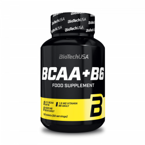 BCAA+B6 100 tabs - Σε 12 άτοκες δόσεις