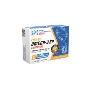Omega-3 BP Essential 30 softgels - Σε 12 άτοκες δόσεις