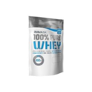 Καθαρή πρωτεϊνη, 100% PURE WHEY 454gr - Caramel/Cappuccino