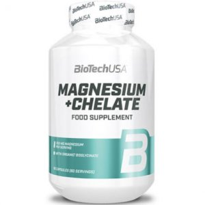 Magnesium + Chelate 250mg 60 Κάψουλες