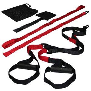 Suspension Trainer Optimum Black & Red - CX-EP516/4