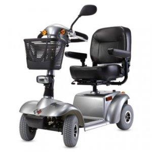 Ηλεκτροκίνητο Scooter FORTIS - Σε 12 άτοκες δόσεις