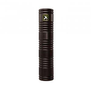 The GRID 2.0 Foam Roller 66x13cm - Μαύρο