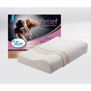 Μαξιλάρι Ύπνου The Relief Orthopedic Pillow (40x60x8x10) - Medium/Firm