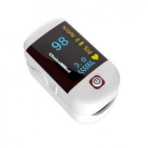 Οξύμετρο δακτύλου Choicemmed Oxywatch MD300C228 Bluetooth