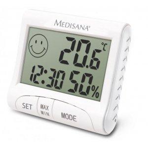 Υγρόμετρο Θερμόμετρο Δωματίου για ένα υγιές Περιβάλλον σε Κλειστούς Χώρους HG 100 - Σε 12 άτοκες δόσεις