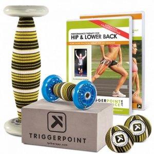 Performance Hip & Lower Back Kit  [Hip Roller, Foot Roller, MP Balls, Brick & DVD] - Bulk