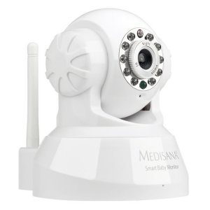 Συσκευή Παρακολούθησης με Κάμερα για μωρά (συμβατό με iOS και Android)