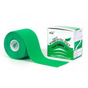 Kinesio Tape - Αυθεντικός Κορεάτικος Επίδεσμος Κινησιοθεραπείας 5cm x 5m - Πράσινος