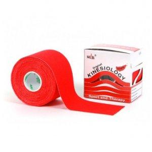 Kinesio Tape - Αυθεντικός Κορεάτικος Επίδεσμος Κινησιοθεραπείας 5cm x 5m - Κόκκινος