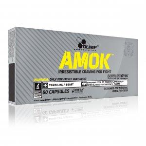 AMOK 60 κάψουλες - Σε 12 άτοκες δόσεις