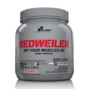 Redweiler 480 γραμμαρίων - Σε 12 άτοκες δόσεις