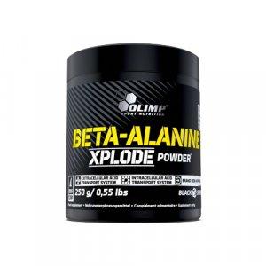 Beta Alanine Xplode 250 γραμμαρίων - Σε 12 άτοκες δόσεις