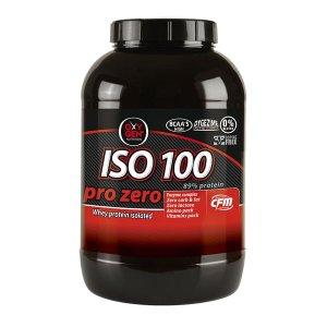 ΚΑΘΑΡΗ ΠΡΩΤΕΪΝΗ ISO 100 Zero 1000gr - Belgian Chocolate