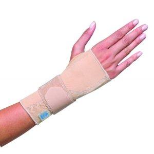 Πηχεοκαρπικός Νάρθηκας Ελαστικός Μπεζ Aqtivo Skin