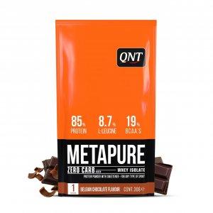 Πρωτεΐνη QNT Metapure Ορού Γάλακτος Χωρίς Υδατάνθρακες - 30gr