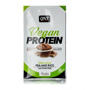 Vegan Protein - Chocolate Muffin - 20gr