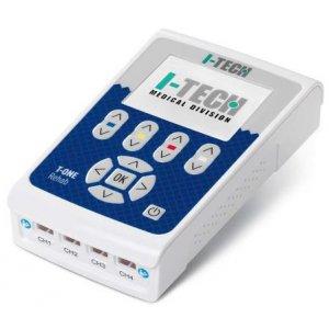 Συσκευή Ηλεκτροθεραπείας, Αναλγησίας και Αποκατάστασης 4 Καναλιών T-One Rehab - Σε 12 άτοκες δόσεις