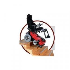 Ηλεκτροκίνητο Αμαξίδιο Ανάβασης Σκάλας TopChair-S - Σε 12 άτοκες δόσεις