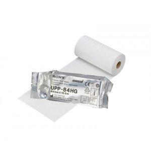 Θερμικό χαρτί υπερήχων Sony UPP-84HG Print media for A7 B/W UP-D711MD - 84cm x 12,5m - 101.023 - 10 τεμάχια