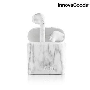 Ασύρματα Ακουστικά SmartPods InnovaGoods - Marble