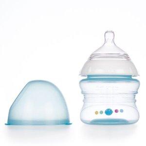 Μπιμπερό Χαμηλής Ροής κατά των Κολικών 150 ml +0 μηνών - Μπλε